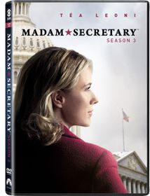 Madam Secretary Season 3 (DVD)