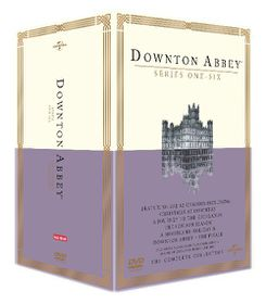 Downton Abbey Season 1 - 6 + Specials Boxset (DVD)