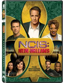 NCIS: New Orleans Season 2 (DVD)