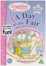 Angelina Ballerina - Day at the Fair - (Import DVD)