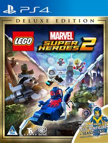 Lego Marvel Super Heroes 2 Deluxe Edition (PS4)