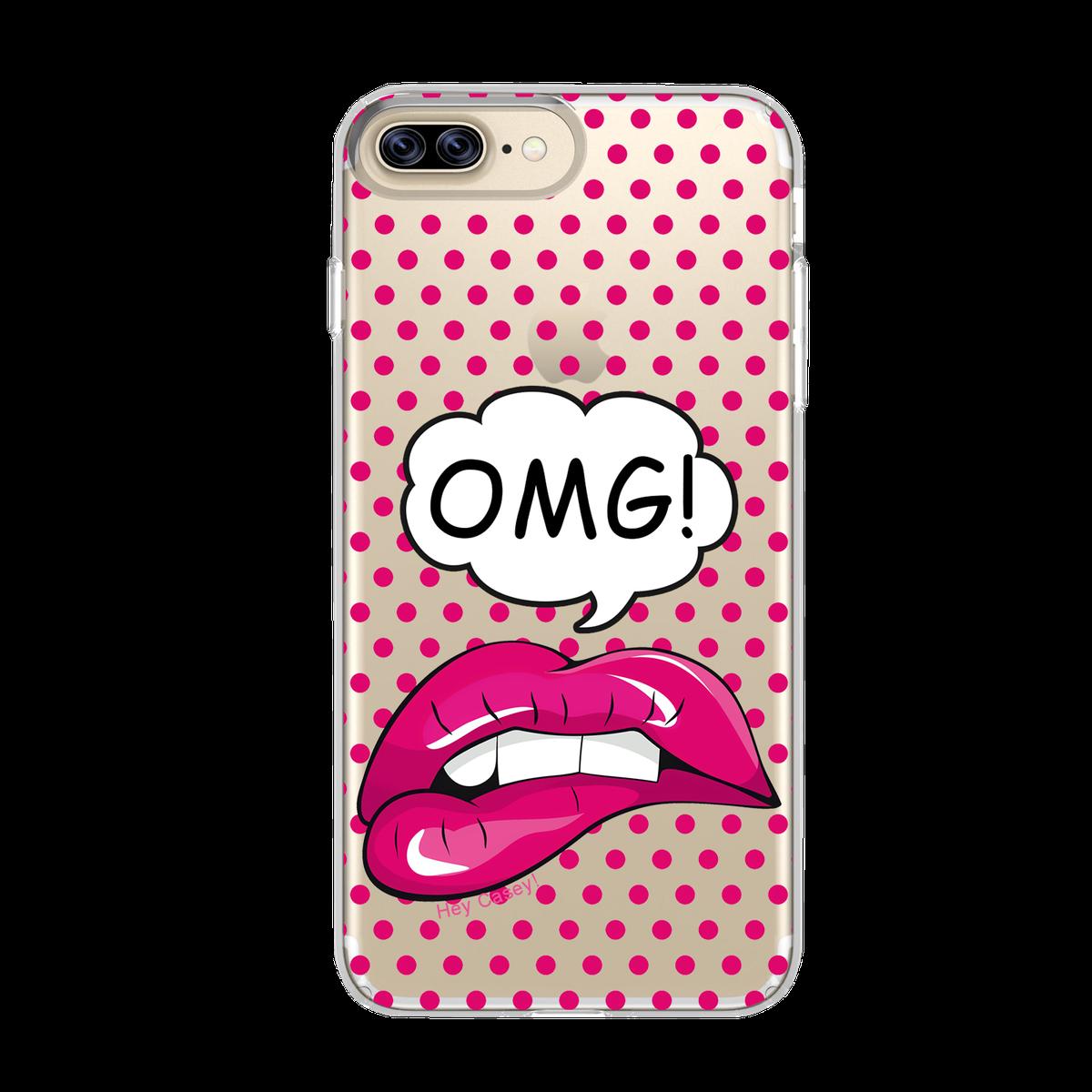 lips iphone 8 case
