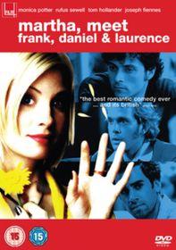 Martha meets Frank  Daniel & Lawren - (Import DVD)