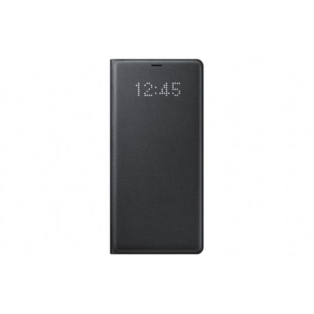 pretty nice 05c8f 7280a Samsung Note 8 Led View Cover - Black