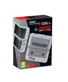 Nintendo 3DS XL Console- SNES Edition (3DS)