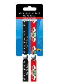 Friends: Central Perk Festival Wristband (Parallel Import)