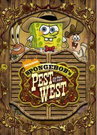 Spongebob Squarepants Pest Of The West (DVD)