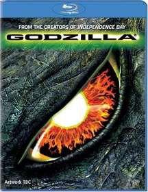 Godzilla (Blu-ray)