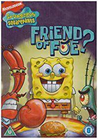 Spongebob Squarepants Friend Or Foe (DVD)
