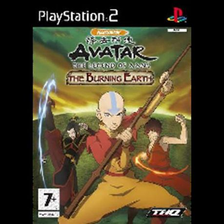 download game avatar the legend of aang the burning earth pc
