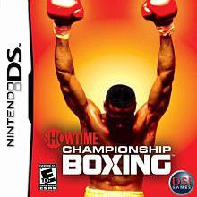 Showtime Championship Boxing (NDS)