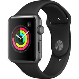 Apple Watch Series 3 GPS 42mm Space Grey Aluminium Case