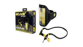 Bounce Flip Series AUX Sports Earphones with Pouch