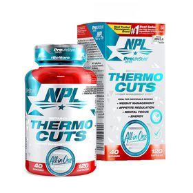 NPL Thermo Cuts - 120 capsules