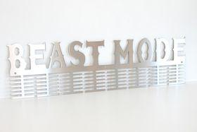 Trendyshop DC Beast Mode 96 Stainless Steel Medal Hanger