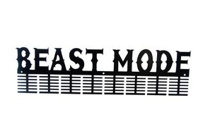 Trendyshop DC Beast Mode 96 Medal Hanger - Black