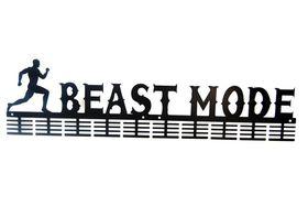 Trendyshop DC Beast Mode Running 80 Medal Hanger - Black