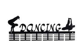 Trendyshop DC Male Dancing 48 Medal Hanger - Black