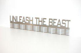 Trendyshop DC Unleash the Beast 64 Stainless Steel Medal Hanger