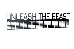Trendyshop DC Unleash the Beast 96 Medal Hanger - Black