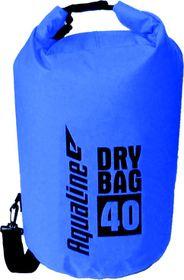 Aqualine Standard Dry Bag - Blue (Size: 40L)