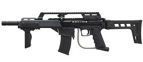 Empire Paintball Gun BT4 Slice G36 Folding Stock - Black