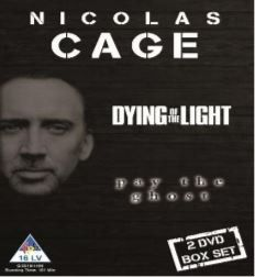 Nicolas Cage - Dying Of The Light & Pay The Ghost (DVD)