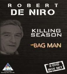 Robert De Niro - Killing Season & The Big Man (DVD)