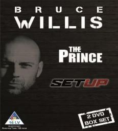 Bruce Willis - The Prince & Setup (DVD)