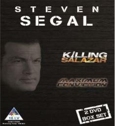Steven Seagal - Killing Salazar & Maximum Conviction (DVD)