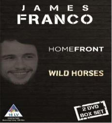 James Franco - Homefront & Wild Horses (DVD)