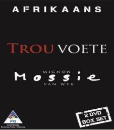 """Afrikaans - Trou Voete & Mignon """"Mossie"""" Van Wyk (DVD)"""