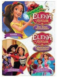 Elena Of Aavalor: Clebrations To Remember (DVD)