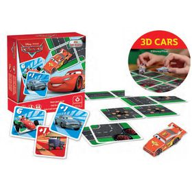 Shuffle Twist Cars Game Box
