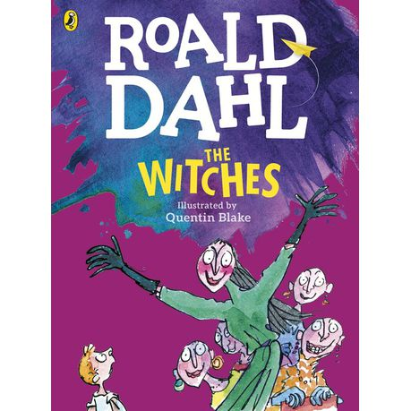 Roald Dahl The Witches Ebook