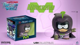 South Park The Fractured But Hole Mysterion 3 Inch Figurine