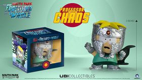 South Park The Fractured But Hole Prof Chaos 3 Inch Figurine