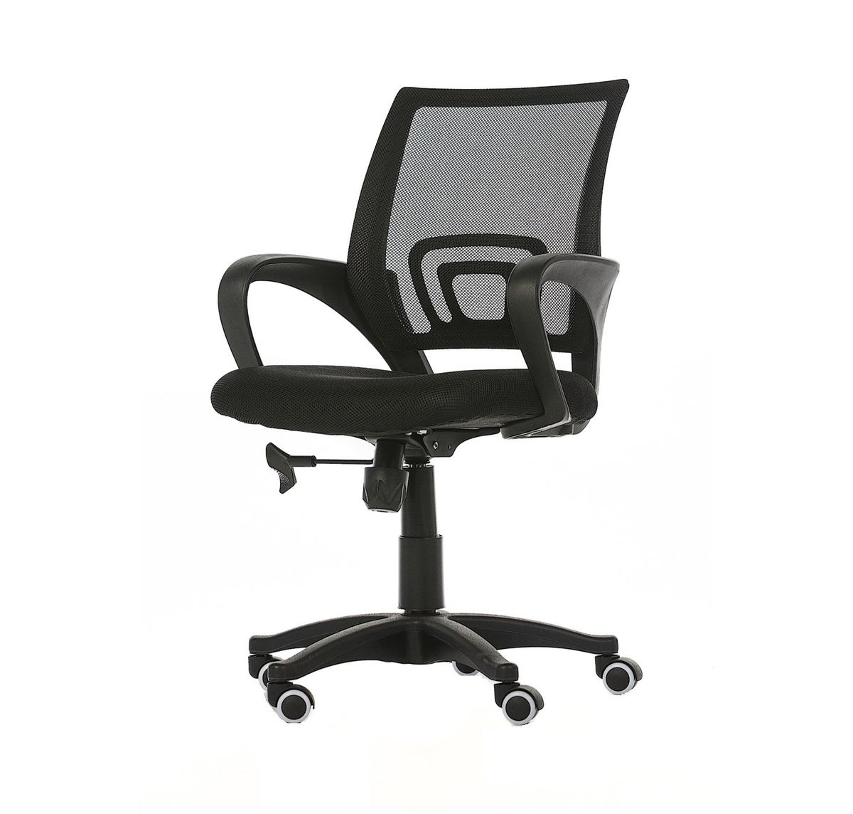 Swivel Mesh Executive Office Chair   Black. Loading Zoom