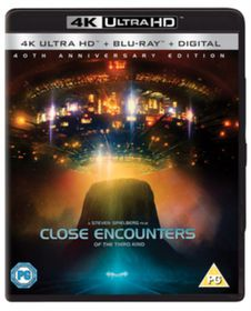 Close Encounters of the Third Kind (4K UHD + Blu-Ray - Parallel Import)