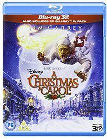 A Christmas Carol (3D + 2D Blu-ray)