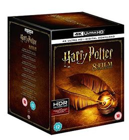 Harry Potter - Complete 8-Film Collection (4K UHD Blu-ray)