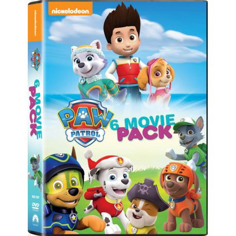 Paw Patrol Box Set (DVD)