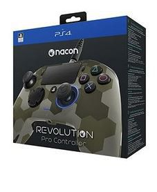Nacon Revolution Pro Gaming Controller Cammo Green (PS4)
