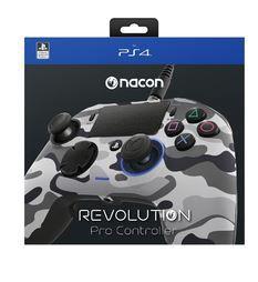 Nacon Revolution Pro Gaming Controller Cammo Grey (PS4)