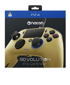 Nacon Revolution Pro Gaming Controller Gold (PS4)
