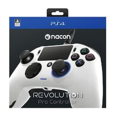 Nacon Revolution Pro Gaming Controller White (PS4)