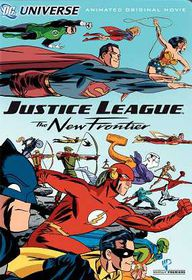 Justice League The New Frontier (DVD)