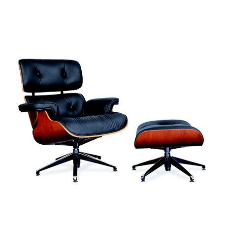 Pleasant Diamond Lounger Footstool Black Alphanode Cool Chair Designs And Ideas Alphanodeonline
