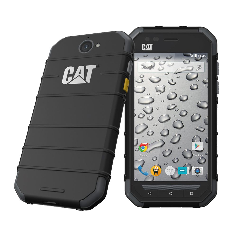 Cat S30 Rugged Smartphone Loading Zoom