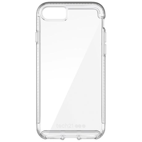 hot sales 1dad7 55278 Tech21 Pure Clear Case for iPhone 7/8 - Clear   Buy Online in South ...